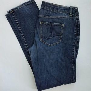 VICTORIA'S SECRET VS kiss straight leg jeans